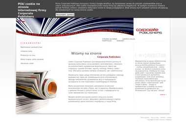 Corporate Publishers - Emballeur Warszawa